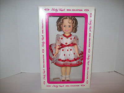 "1982 Ideal Toy 12"" ""stand Up & Cheer"" Shirley Temple Doll~New In Original Box"