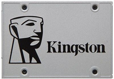 "Kingston SSDNow UV400 480GB 2.5"" SSD[SUV400S37/480G]"