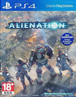 Alienation PS4 Game Brand New Sealed