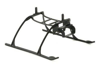 Blade mSR X Spare Parts: BLH3204 Landing Skid and battery mount MSRX