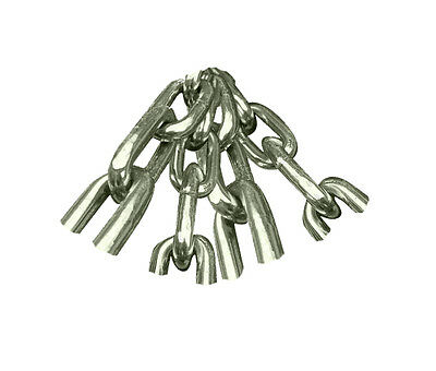 316 QUALITÉ MARINE STAINLESS STEEL LONG LINK CHAIN 42mm x 24mm MAILLON CHAÎNE