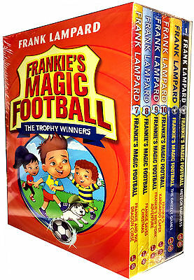Frankies Magic Football Frank Lampard Series 2 Collection 6 Books Box Set