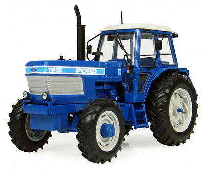 Ford TW35 4x4 Vintage Tractor (1983) Trattore 1:32 Model 4027 UNIVERSAL HOBBIES