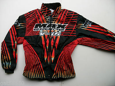 New Wulfsport Max Enduro Trials Motocross Jacket Red Xr Cr Crf Gasgas Montesa Ec