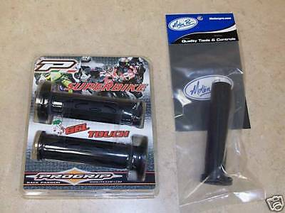 New Throttle Tube + Grips Suzuki An 400 Burgman 400S 650 650A Executive Scooter