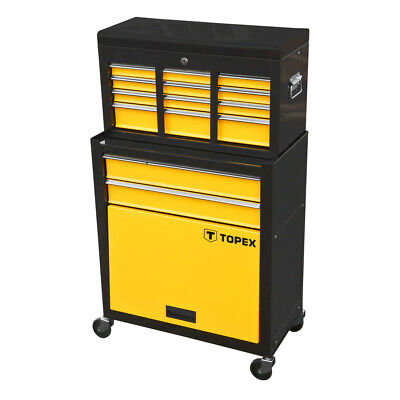 Tool cabinet Garage vehicle Trolley Tool Cabinet 9 Fächer TOOLBOX