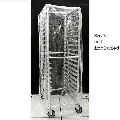 Clear Cover for 20-Tier Bun-Pan Rack
