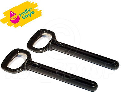 Rolly Toys 2x Draw Hitch Tow Bar COUPLING PINS For Rolly Tractors 28600000680