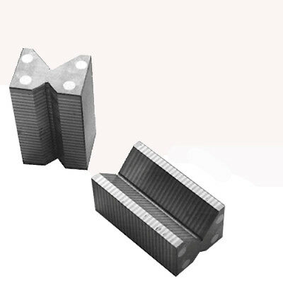 "2 X 2-3/8 X 1-7/8"" Matched Magnetic V-Block Set (3402-0006)"