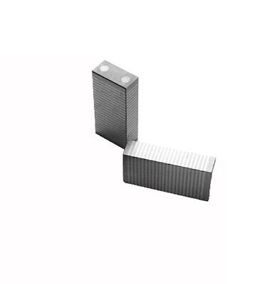 2 Piece 4 X 2 X 1 Inch Magnetic Parallel Set (3402-0009)