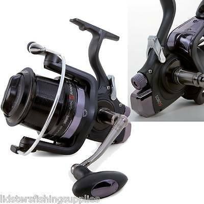 1 x Global Runner 6+1BB Big Pit Large Carp Fishing Reel B-Drag Special System