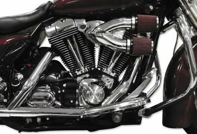 S&S Cycle S&S Chrome Intake Runner 2.19in. - 106-4967