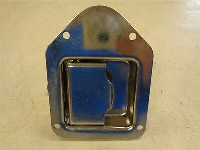 "Paddle Latch Stainless Steel 4 3/8"" X 3 1/4"" X 1 3/4"" Marine Boat"