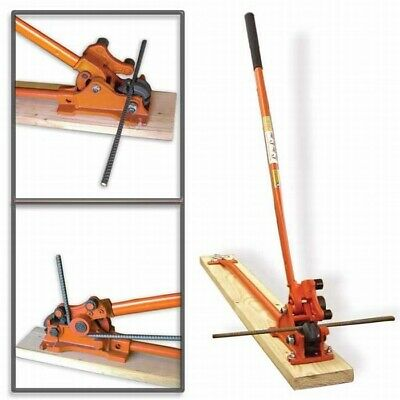"""BN Products 5/8"""" Capacity Manuel Rebar Bender and Cutter 23171"""