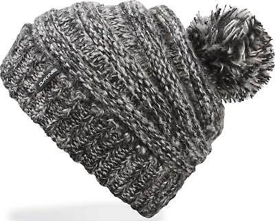 4a88425b72e08 DAKINE SCRUNCH BEANIE - Black Mix - New -  24.95