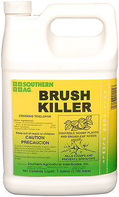 Brush Killer Triclopyr Herbicide - 1 Gallon