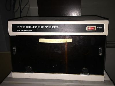 Sterilizer T209 Total Beauty Equipment