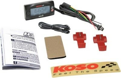 Koso North America Ambient Temp Gauge-Mini 2212-0553 BA003270 27-5790
