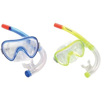 Divetech Atlantis Youths Water Sport Swimming Silicon Mask & Snorkel Set rrp£20