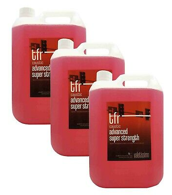 XTREME TRAFFIC FILM REMOVER TFR 400:1 CONCENTRATE CLEANER 3 x 5L (15L)