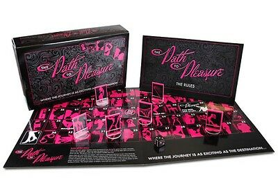 The Path To Pleasure Adult Board Game For Couples