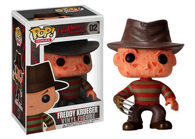 Funko Pop Movies Freddy Krueger Vinyl Action Figure 2291 Collectible Toy, 3.75""
