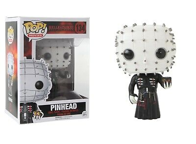 Funko Pop Horror Movies Hellraiser - Pinhead Vinyl Action Figure Collectible Toy