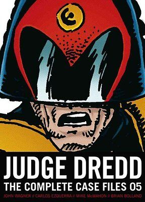 Judge Dredd: The Complete Case Files #05 by John Wagner 9781781080283