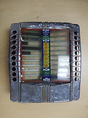 Rockola Jukebox Wallbox 1536 for Rocket 1432 and Playmaster 1424