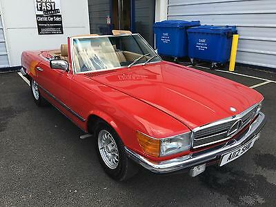 1984 Mercedes-Benz SL 280 Low Mileage , Low Ownership