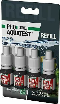 JBL Test Kit Mg Magnesium Refill freshwater planted aquarium fish fertiliser