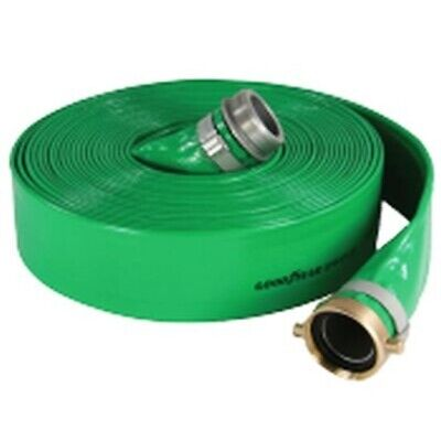 x 20 Ft. Abbott Rubber Company 1240-2000-20 Pvc Suction Hose44; 2 In