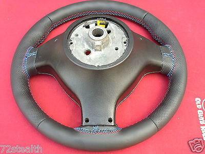 Bmw E46 M Sport Custom Steering Wheel