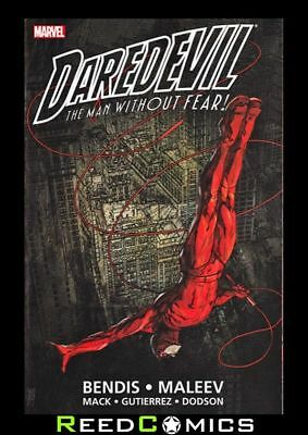 DAREDEVIL BY BENDIS & MALEEV ULTIMATE COLLECTION BOOK 1 GRAPHIC NOVEL Paperback