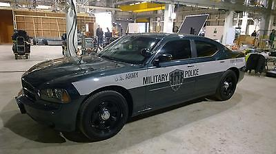 Dodge Charger 5.7 Hemi V8 Police Interceptor 2007 56