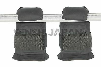 Senshi Japan Anti Gravity Boots Sit Ups Inversion Hooks Abs Core Therapy Fitness