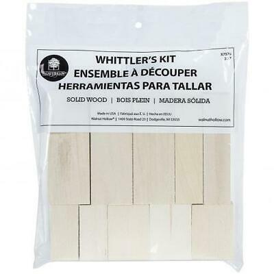"""Basswood Whittler's Kit 10pc-     , Set Of 3"""