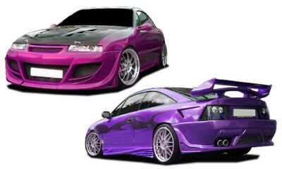 Kit Carrosserie Complet Opel Calibra Furious Neuf