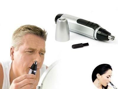 New Nose Ear Face Hair Trimmer Shaver Clipper Cleaner Health Care