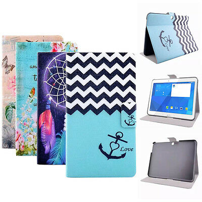 Shock Proof Slim Flip Case Cover Protect Shell for Samsung Galaxy Tab 4/A/3 Lite