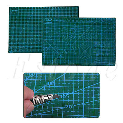 1PC Multipurpose Self Healing Builders Double-Sided PVC A3 Cutting Mat 45x30CM