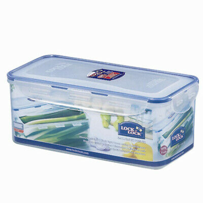 Lock&Lock HPL848          Toastbrotbox 3,4l, transparent (1 Stück)