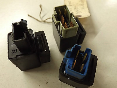 yamaha xj600 diversion mixed relays