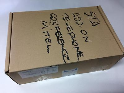 New Open Box Mitel Ip Conference Saucer Unit (50004459) Saucer & Cable Only