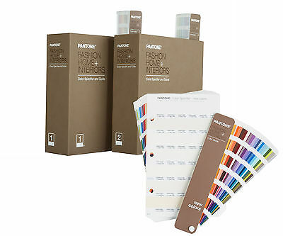 Pantone Fhi Specifier/Guide W/2 Supplements