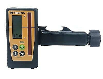 Topcon LS-100D Rotating Laser Level Detector with Rod Mount & Priority Mail