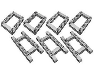 LEGO Technic NEW 7 pcs CHASSIS FRAME LIFTARM Beam Studless Part Piece Mindstorms