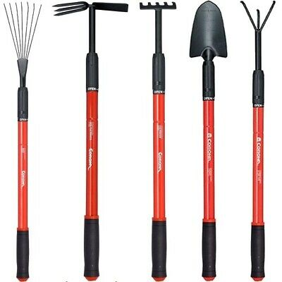 Corona Extendable Handle Garden Tool Set 19290