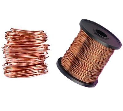 1X Enamel Copper Winding Wires 100gm (0.5mm) 25SWG