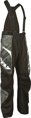 Fly Snow Snx Pro Insulated Pant Black X